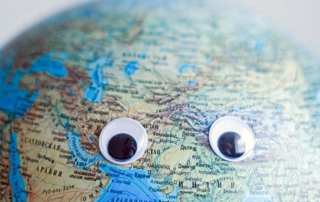 Gutes Sehen in Deutschland und der Welt