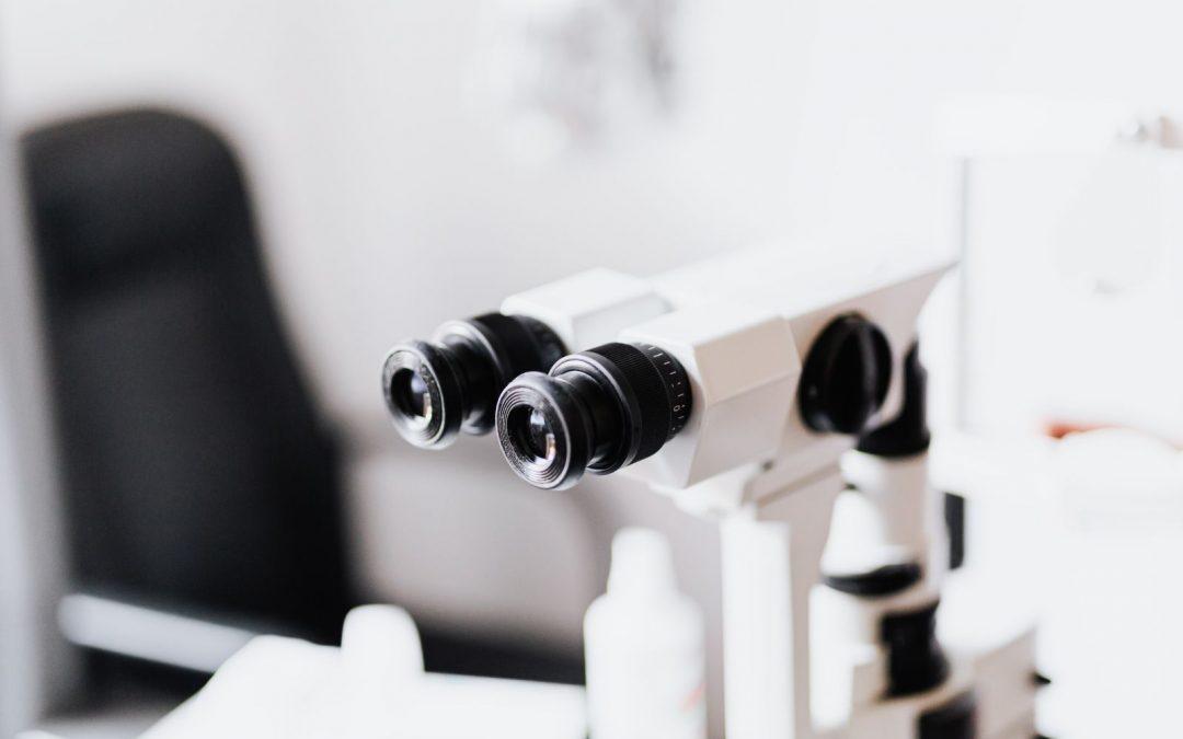 Augenoptische Geräte erklärt: Die Spaltlampe